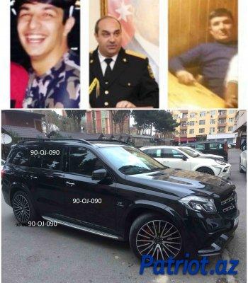 Gəncə şəhər Baş Polis İdarəsi rəisi Faiq Şabanovun avtoxuliqan oğlunun özbaşınalığı Şok! Şok! Şok!